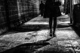 Street photography in black-and-white by Sung Lee